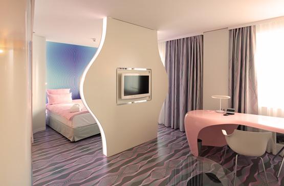 Hôtels Design