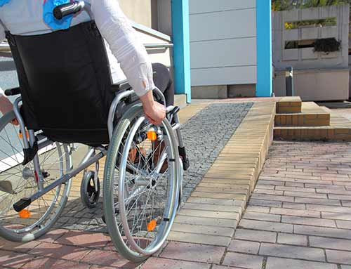 Accessible hotels