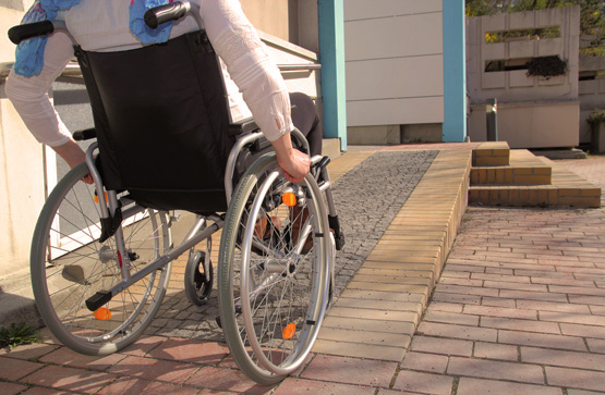 Hotels with facilities for the disabled