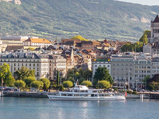 Découvrez les meilleures offres d'hôtel à Genève et profitez du printemps dans la deuxième plus