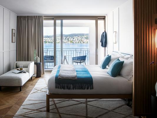 Avec l'hôtel Alex Lake Zurich, nous gagnons comme partenaire l'un des hôtels les plus luxueux et l