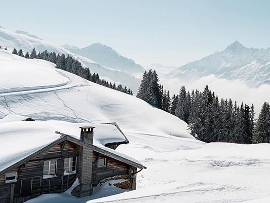 New Blogpost: Winter Paradise Switzerland -