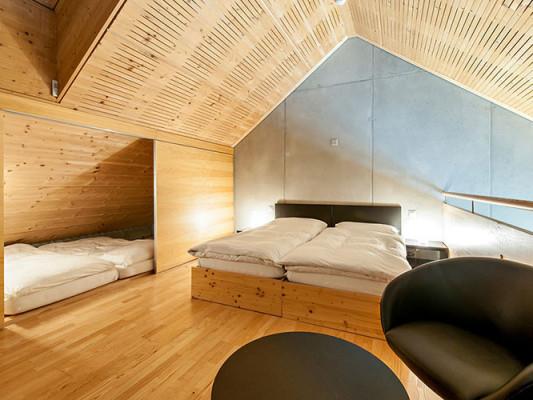 In Engadina troverete l'alloggio moderno senza fronzoli ad un prezzo sensazionale. Perfettamente ada