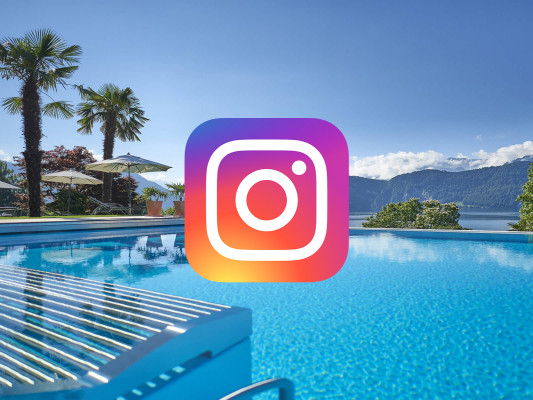 Follow us on Instagram! - From inspiring pictures to hotel recommendations and great competitions: On our Instagram account, y