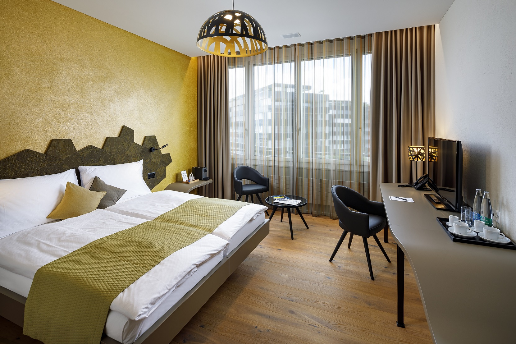 Our new hotel additions - FOCUS Hotel, Sursee (LU) The new 4* hotel is ideally located close to the historic old town and is t
