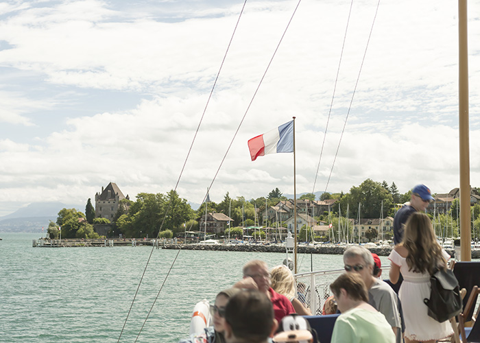 Hotels in Geneva Region - By boat to one of the most beautiful villages in France  From Geneva, you can explore one of the mos