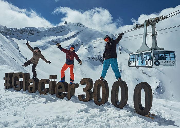 Hôtels dans la région du lac Léman - Ski aux Diablerets  Les Diablerets regroupent en réalité pas moins de deux domaines skiables. Glac