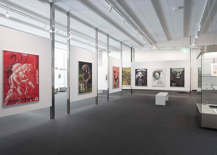 Hôtels en Suisse centrale - Le Musée Hans Erni  Une partie du Musée des Transports de Lucerne est dédiée à l'artiste suis