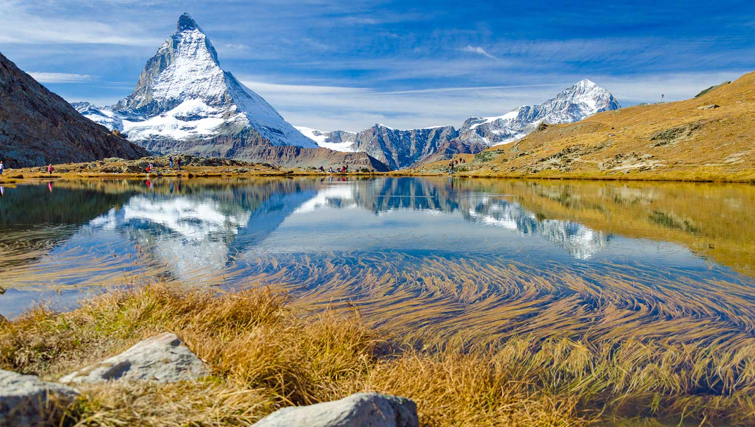 Valais region - 'Valais – carved into your heart in stone' is a slogan which will be familiar to many Swiss pe