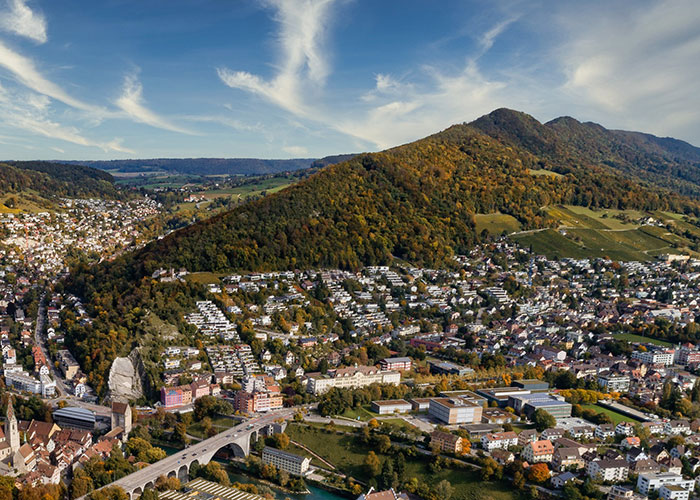 Hotels in Aargau Region - Lägern ridge This hike is not for the faint-hearted, because it leads along the Lägerngrat, which