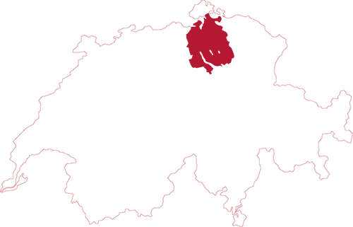 Zurich Region -  Largest town: Zurich (400 000 inhabitants) Specialities: Zürcher Geschnetzeltes, Tirggel UNESCO Wo