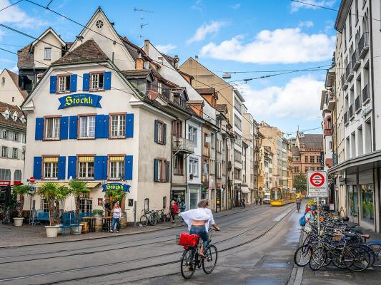 Basel Region, Switzerland