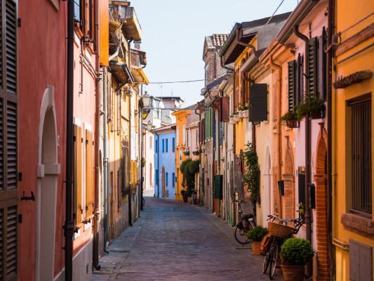Emilia-Romagna, Italien