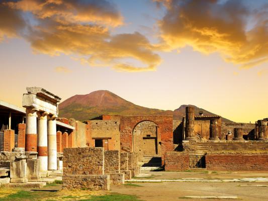 Campania, Italie