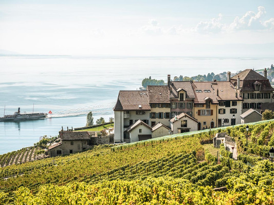 Lake Geneva Region, Switzerland