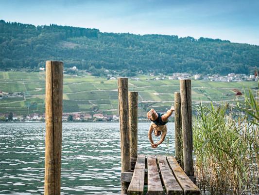 Jura and Three-Lakes, Switzerland