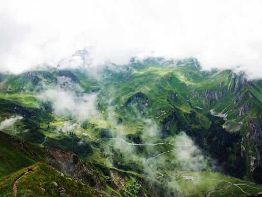 Vorarlberg, Autriche