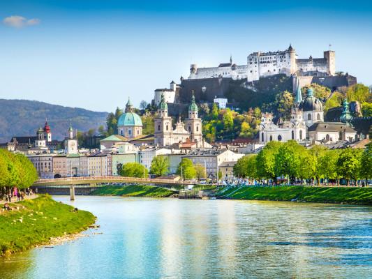 Salzbourg, Autriche